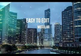 download corporate parallax slideshow after effects templates free