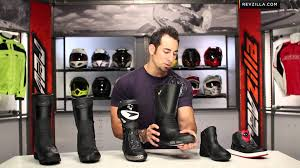 axo motocross boots axo boot overview u0026 sizing guide at revzilla com youtube