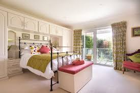Iron Bedroom Bench Impressive Wrought Iron Bed Frames In Bedroom Traditional With