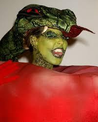 heidi klum halloween costumes heidi klum u0027s wackiest halloween costumes through the years
