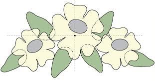 applique patterns applique flowers patterns patterns gallery