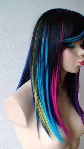 hair foils styles pictures 20 best rainbow hair images on pinterest coloured hair hair dye