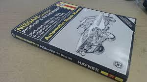 nissan pick ups automotive repair manual nissan datsun pickups