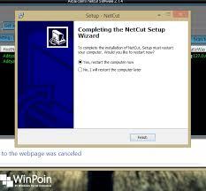 tutorial cara pakai netcut cara install netcut di windows 8 8 1 winpoin
