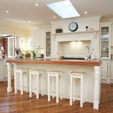 white kitchen island with stools design home decor decorating