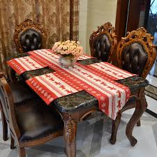 Dining Room Table Runners Online Buy Wholesale Christmas Table Runner From China Christmas