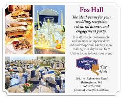 wedding venues in hton roads bellingham wedding venue wedding reception venue bellingham