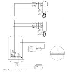 phone intercom wiring diagram u2013 phone intercom wiring diagram also
