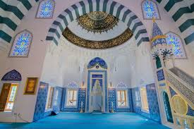 Ottoman Religion Largest Mosque In Us Features Ottoman Design Daily Sabah