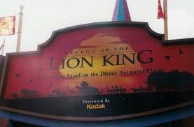 legend lion king