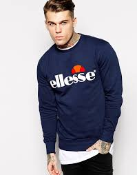ellesse sweatshirt with logo where to buy u0026 how to wear
