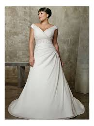 wedding dresses for larger dresses for larger