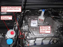 power steering replacement diy page 7