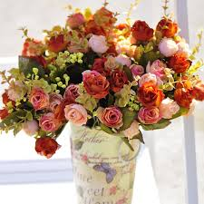 cheap artificial flowers table delectable online get cheap artificial flower table