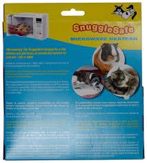 amazon com snuggle safe pet bed microwave heating pad pet supplies