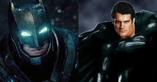 batman black superman justice league quirkybyte