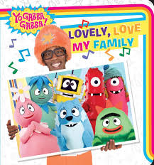 Yo Gabba Gabba Images by Lovely Love My Family Yo Gabba Gabba Ellie Seiss Style Guide