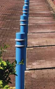 gfc2r ornamental bollards fixed removable barriers direct