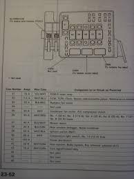 1996 integra fuse diagram 1996 wiring diagrams instruction
