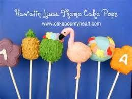 the 25 best luau cake pops ideas on pinterest hawaiian cake