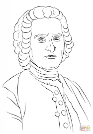 jean jacques rousseau coloring page free printable coloring pages