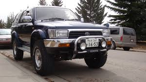 jdm toyota hilux surf ssr x 3 0 diesel review youtube