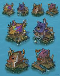 pirate buildings by krzyma on deviantart art and inspiration