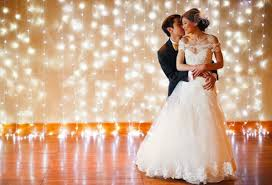 wedding backdrop fairy lights wedding fairy lights put some sparkle into your wedding