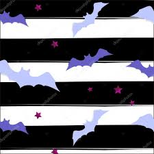 halloween stripe background vector purple bats isolated on striped background halloween