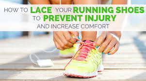 Comfort Running Shoes How To Lace Running Shoes To Prevent Injury And Increase Comfort