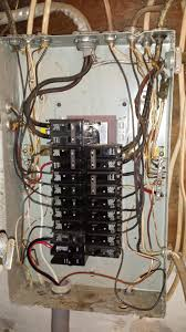 is the wiring in this sub panel correct home improvement stack