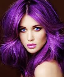 Colored Hair Extension by Custom Highlights U0026 Color Hair Extensions
