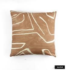 kelly wearstler graffito pillows