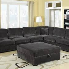 claire leather reversible sectional and ottoman claire leather reversible sectional and ottoman startling 3 piece