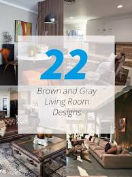 grey livingroom 22 gorgeous brown and gray living room designs home design lover