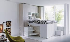 Bed Closet Smart Space Saving Bed Hides A Walk In Closet Underneath Container