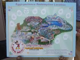 Map Of California Adventure Laura U0027s Miscellaneous Musings Today At Disney California