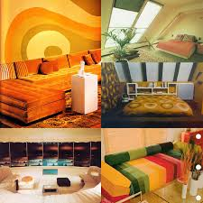 tips for decorating your home 70s interior design how to keep the seventies alive in your