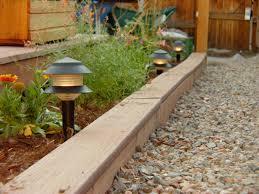 Bush Rock Garden Edging by Lawn Garden Edging Ideas Design Idea For Loversiq