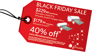 amazon black friday specisl sales black friday sales amazon com plan to eat silhouette cameo