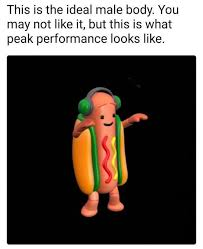 Hot Dog Meme - snapchat s breakdancing hot dog filter has taken over the internet