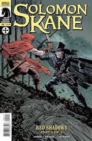 solomon kane red shadows 1 dark horse comics comicbookrealm com