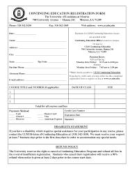 Registration Form Template Excel Registration Form Template Word Best Business Template