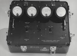 bureau of meter calisphere bureau of ships telemetering current meter indicating
