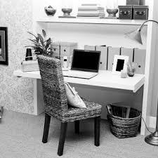 White Office Decorating Ideas Furniture Modern White Desk As Multi Purpose Furniture And Etnhic