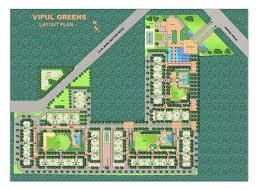 vipul group builders vipul greens floor plan vipul greens sector