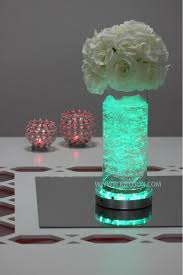 Led Light Base For Centerpieces by 20 Led Rgb 6