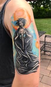 Transformation Tattoo Ideas Best 25 Sandman Tattoo Ideas On Pinterest Constantine Comic