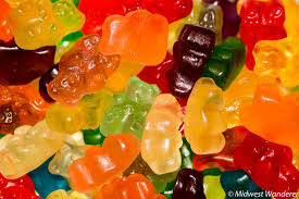 gummy factory albanese candy gummi and chocolate factory outlet midwest wanderer