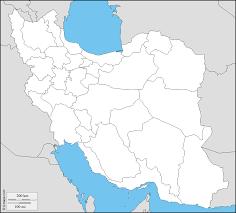 map iran map of iran provinces world maps
